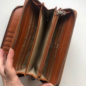 Rudsak Large Leather Wallet